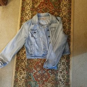 Decree denim jacket